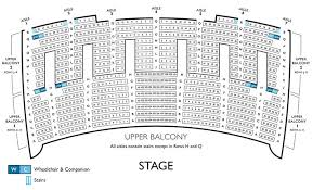 Lyric Opera Seating Chart Lyric Opera Seating Chart Lyric Opera Of Chicago