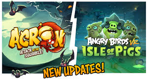 Angry Birds VR' & 'ACRON: Attack Of The Squirrels' Free Halloween Updates  Now Available - VRScout