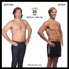 nate lost 30 pounds with focus t25