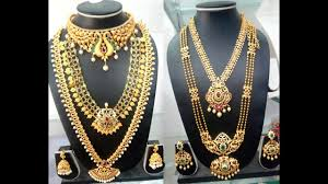 Hyderabad Gold Designs Latest One Gram Gold Jewellery Collection With Reasonable Price Siri Fashions Kphb
