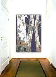 modern rustic wall art positive large rustic wall art extra large wall art purple rustic canvas