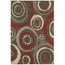 Small Picture Home Decorators Collection Orbit Teal 7 ft 10 in x 10 ft Area