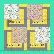 Best 25+ Big block quilts ideas on Pinterest   Easy quilt patterns ... & Big Block Rag Quilt Patterns Big Block Jungle Quilt Simple Big Block Quilt  Patterns So Big Adamdwight.com