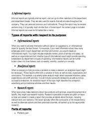 Memo Report Sample Cover Letter For Business Report Example Best Of Sample