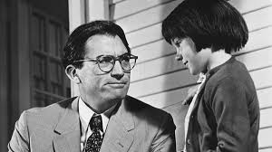 what if mockingbird is fantasy and go set a watchman is reality  gregory peck in to kill a mockingbird