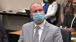 Für den Mord an George Floyd: Ex-Polizist Derek Chauvin muss mehr als 22  Jahre ins Gefängnis - Gesellschaft - Tagesspiegel