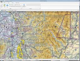 World Aeronautical Chart Truenorth Geospatial