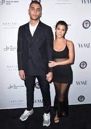 Kourtney Kardashian and Younes Bendjima ...