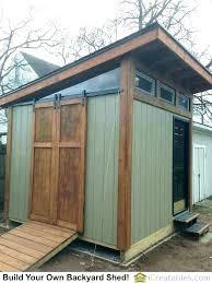 build shed door shed doors ideas sliding barn door cover build shed door storage shed door