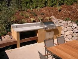 Simple Outdoor Kitchen Simple Outdoor Kitchen Ideas 7087 Baytownkitchen