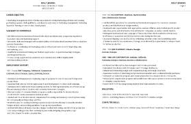 99 Free Professional Resume Formats Designs Livecareer Two Page