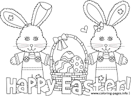 Small Picture printable happy easter Coloring pages Printable