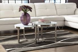 glass nesting coffee table bed and shower contemporary tabl