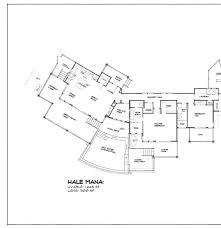 new home hale mana at mana harmony hawaii vrbo Beach House Plans Hawaii floor plan of the main house the hale mana unit hawaiian style beach house plans
