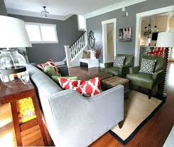 gray wall brown furniture. Grey Walls Brown Couch Elegant Living Room With And Wallpaper Rooms Gray Wall Furniture