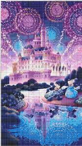 Buy 2 Get 1 Free Mickey Mouse And Minnie Mouse 318 Cross Stitch Pattern Counted Cross Stitch Chart Pdf Format Instant Download 148264