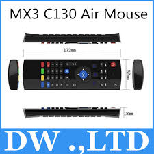 NEW Arriving MX3 Voice Air Mouse Wireless Keyboard for MX MXQ ...