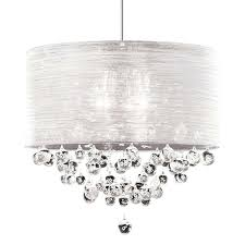 large white drum shade chandelier white lamp with large small drum shade chandelier and dining room