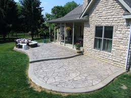 stamped concrete patio cost vs pavers stamped cement patio ideas stamped concrete patio cost stamped concrete driveways patios walkwayspool deck and porches