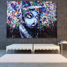 Beste Kopen 80x100 Cm Canvas Frameloze Diy Foto Nummers Kit Muur