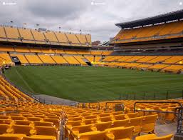 Steeler Game Seating Chart Heinz Field Section 143 Seat Views Seatgeek