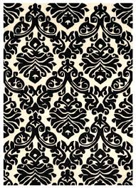 black and white rugs image of contemporary black and white pictures black and white chevron rug