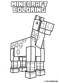 minecraft coloring pages to print coloring pages printable with wallpaper high quality wallpapers background minecraft animal