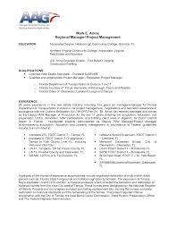 Property Preservation Resume Sample Resume Ideas