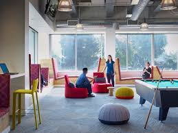 cool office games. Cool Offices: LinkedIn Headquarters By AP+I Design In Sunnyvale, USA Office Games M