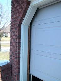 garage weather stripping door side and top