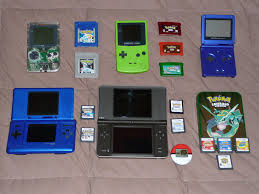 Pokemon and Game Boy of the past. | My collection of Game Bo…