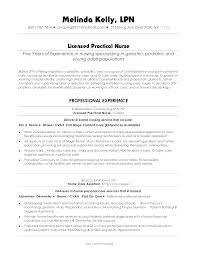 Lvn Resume Objective Enchanting Lvn Resume New Sample For Grad Example Page PeterNguyen