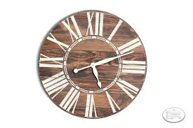 36 inch wall clock inch walnut oversized wall clock 36 wall clock canada
