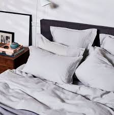 the best linen bed sheets brooklinen