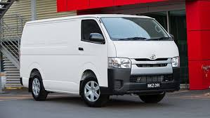 2014 Toyota HiAce | new car sales price - Car News | CarsGuide