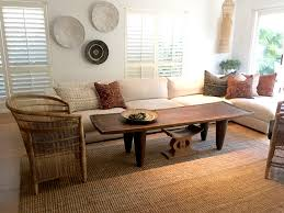 Afrocentric Living Room This Senufo Bed From The Ivory Coast Is The Perfect Coffee Table