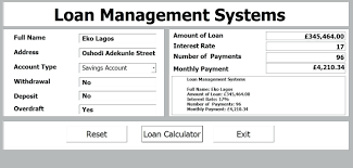 Loan Calculator Template Template Excel Loan Calculator Template 14