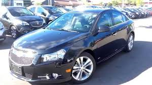 2014 Chevrolet Cruze 2LT RS w/ Sun and Sound Pkg | 140942 - YouTube