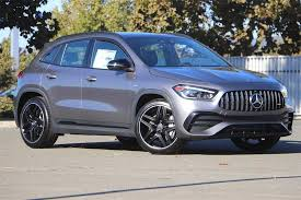 Mercedes me is the ultimate resource, putting control of your vehicle in the palm of your hand. New 2021 Mercedes Benz Gla 35 Amg Suv In Fairfield 210023 Mercedes Benz Of Fairfield
