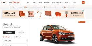 new car launches in hindiCarDekhocom launches in 3 languages  Hindi Tamil  Telugu