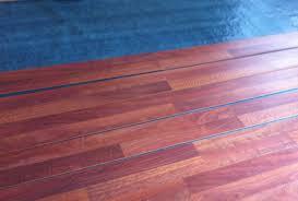 padding underlayment for laminate floors