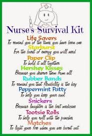 why i am a nurse and a free printable to make a cute and inexpensive gift for your favorite nurse