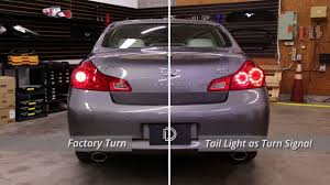 Tail as Turn™ Module for Infiniti G35/G37 Sedan by Diode Dynamics ...
