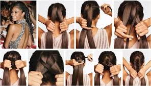 How To Make Cool Hairstyle easy stylish hairstyles for long hair hairstyles 3804 by stevesalt.us