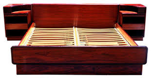 Attractive Design A Bedroom With A Brouer Danish Rosewood Bed?