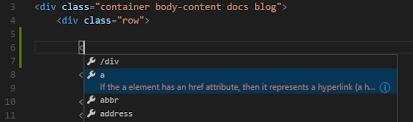 HTML Programming with Visual Studio Code