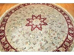 7 foot round braided rug feet rugs ft area decoration 4 rou