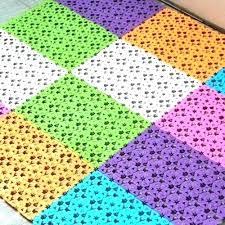 ikea bathroom rugs bathroom mat wonderful flower design patchwork floor non slip with regard to rugs ikea bathroom rugs large bath mats