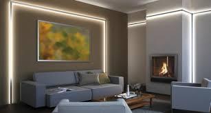 living room led lighting design. Led Strip Lighting Residential Ideas Living Room Chic Design