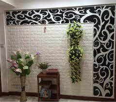 3D Pe Foam Walls Covering Waterproof ...